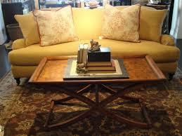 Plus Rug Furniture Splendid Wooden Coffee Table Design Combine Yellow