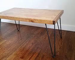 Cheap Modern Coffee Table Mid Century Modern Coffee Table Etsy