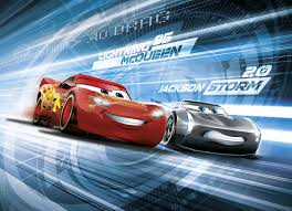 si e auto winnie fototapete cars3 simulation disney fototapete de