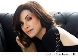 julianna margulies haircut alicia will romance news press exclusive the good wife