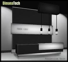 Modern Reception Desk Design Reception Desk Reception Pinterest Reception Desks