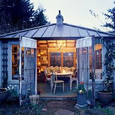 shed revival sunset