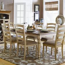 two tone dining room tables inspiring well diy two tone table