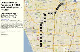 Metro Expo Line Map by April 2011 Advanced Gis Web Gis Page 10