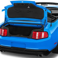 mustang convertible trunk ford mustang convertible trunk 1997 ford mustang convertible