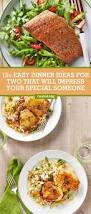 15 easy dinner ideas for two romantic dinner for two recipes