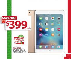 macbook air price on black friday apple ipad air 2 16gb wi fi deal at walmart u0027s black friday sale
