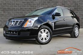 cadillac srx 4 2013 2013 cadillac srx4 luxury collection awd envision auto calgary