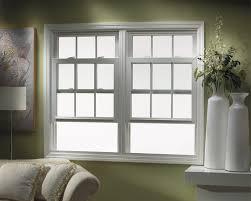 twin double hung vinyl window yelp
