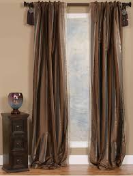 amazon com rulu 91187 roshni stripe lined polyester drapery panel