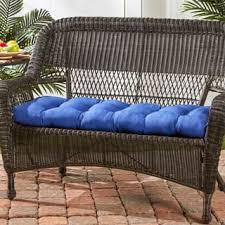 bench rectangle outdoor cushions u0026 pillows shop the best deals