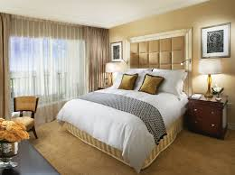 Upholstered Wall Mounted Headboards Bedroom Excellent Hotel Bedroom Design Decorations King Size Bed