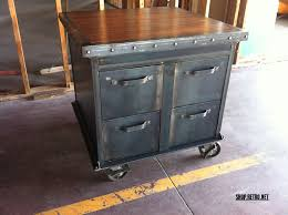 industrial lateral file cabinet filing cabinet vintage industrial furniture