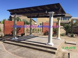 How To Build A Pergola by Central Valley Awning And Patio