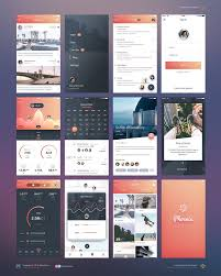 application ui design 7 best app andriod images on android ui app design