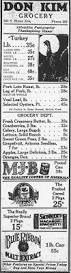 thanksgiving past dates 31 thanksgiving grocery ads from tucson u0027s past news about tucson