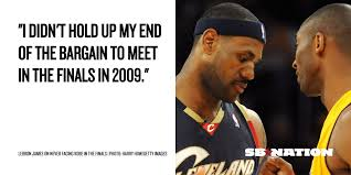 Lebron Finals Meme - lebron james is sad he never faced kobe bryant in the nba finals
