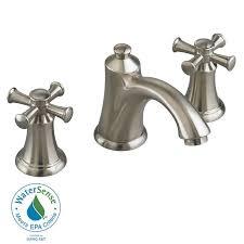 widespread bathroom faucets get a widespread lavatory sink