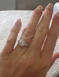 3 carat ring 4 5 finger size with a 2 3 carat solitaire ring mind