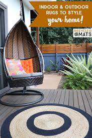 Indoor Outdoor Rugs Check Out The Range From Recycled Mats