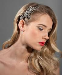 vintage bridal hair picture of stunning vintage waves bridal hair ideas