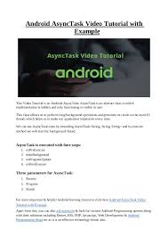 asynctask android exle android asynctask tutorial with exle 1 638 jpg cb 1486445125