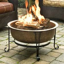 Outdoor Fireplace Chiminea Outdoor Copper Fireplace Chiminea Fire Pit Cap Top Wood Burning