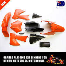 chinese motocross bikes for chinese style pit dirt bike ktm250 plastics fender fairing