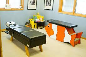 Pediatric Exam Tables Pediatric Chiropractic Table Pediatric Office Art Kidding Around