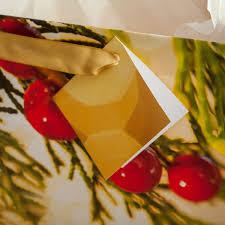 christmas blessings large gift bag dayspring