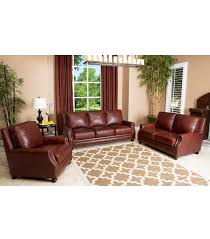 3 piece living room set living room sets livingston 3 piece leather set