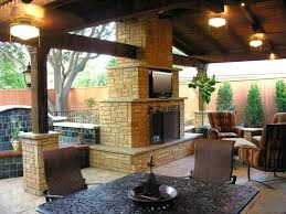 kitchen patio ideas patio with fireplace 8 best outdoor patio with fireplace design