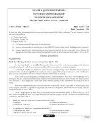 nift mfm mock test mat 1 employment science