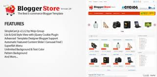 blogger store templates for online shop store all blogger tools