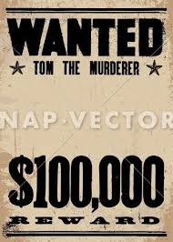 wanted poster template publisher wanted poster template 19