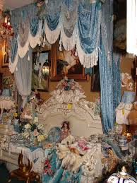Victorian Bedrooms Decorating Ideas Full Decor Idea For Blue Romance Victorian Bedroom Victorian