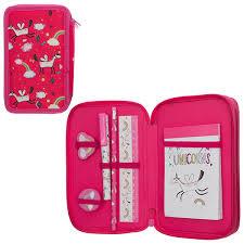 Sainsburys Bathroom Accessories by Sainsbury U0027s Home Unicorn Filled Pencil Case Sainsbury U0027s