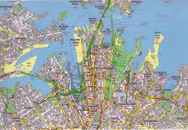 sydney australia map sydney map detailed city and metro maps of sydney for