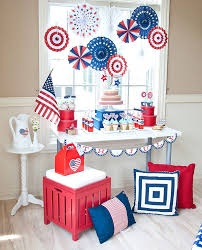 30 diy 4th of july decorations decor craft ideas