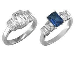 emerald rings uk emerald cut engagement rings london ring uk