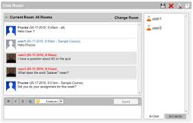 live chat room online atrixware blog archive add live chat to your online courses