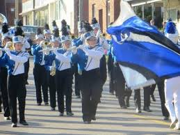 ghs band in thanksgiving parade news