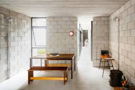 modest modernism concrete block house in brazil wins award urbanist