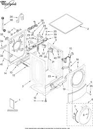 whirlpool washer wfw9500tw01 user guide manualsonline com