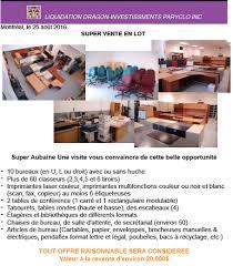liquidation meuble de bureau montrealaubaine ca liquidation meubles articles bureau