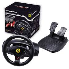 thrustmaster gt experience review thrustmaster gt experience steering wheel for pc ps3