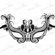 black and white mardi gras masks women filigree angel venetian masquerade mardi gras mask black