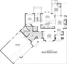 nice looking modern single story house plans uk 2 contemporary