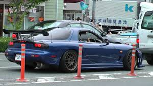 mazda rx 7 1992 mazda rx 7 type r blue fd3s youtube