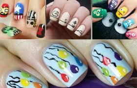 imagenes de uñas pintadas pequeñas diseños de uñas para niñas uñasdecoradas club